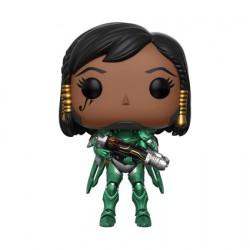 Figurine Pop ECCC 2017 Overwatch Emerald Pharah Edition Limitée Funko Figurines Pop! Geneve