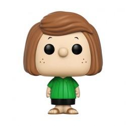 Figurine Pop ECCC 2017 Peanuts Peppermint Patty Edition Limitée Funko Figurines Pop! Geneve