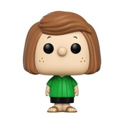 Pop ECCC 2017 Peanuts Peppermint Patty Limited Edition