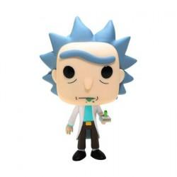 Figurine Pop Rick et Morty Rick avec Portal Gun Edition Limitée Funko Boutique Geneve Suisse