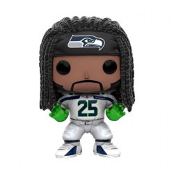 Figur Pop! Football NFL Wave 3 Seattle Seahawks Richard Sherman Funko Geneva Store Switzerland