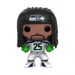 Figurine Pop Football NFL Wave 3 Seattle Seahawks Richard Sherman Funko Boutique Geneve Suisse