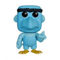 Pop Muppets Most Wanted Sam The Eagle (Rare)