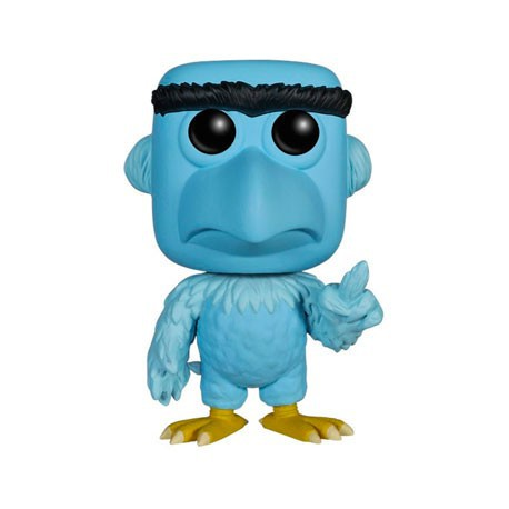 Figurine Pop Muppets Most Wanted Sam The Eagle (Rare) Funko Boutique Geneve Suisse