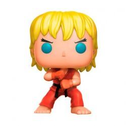 Figurine Pop Jeux Vidéo Street Fighter Special Attack Ken (Rare) Funko Boutique Geneve Suisse