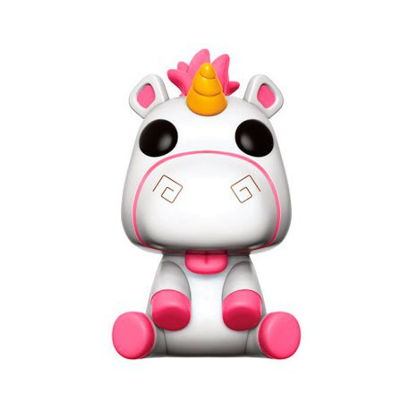 Figurine Pop Despicable Me 3 Fluffy Funko Boutique Geneve Suisse