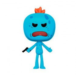Figurine Pop Rick et Morty Mr Meeseeks Chase Funko Boutique Geneve Suisse