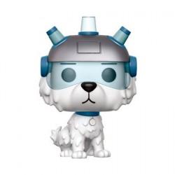 Figuren Pop Rick und Morty Snowball (Rare) Funko Genf Shop Schweiz