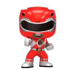 Figuren Pop Power Rangers Red Ranger (Selten) Funko Genf Shop Schweiz