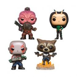 Figuren Pop Marvel Guardians of the Galaxy 2 4-Pack 1 Limitierte Auflage Funko Genf Shop Schweiz