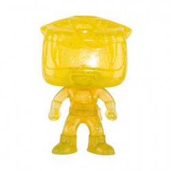 Figurine Pop TV Power Rangers Yellow Ranger Morphing Édition Limitée Funko Boutique Geneve Suisse