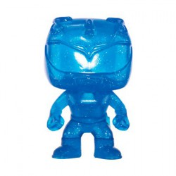Figurine Pop TV Power Rangers Blue Ranger Morphing Édition Limitée Funko Boutique Geneve Suisse