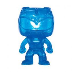Figuren Pop TV Power Rangers Blue Ranger Morphing Limitierte Auflage Funko Figuren Pop! Genf