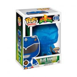 Figurine Pop TV Power Rangers Blue Ranger Morphing Édition Limitée Funko Boutique Geneve Suisse