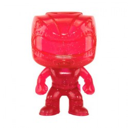Pop TV Power Rangers Red Ranger Morphing Limited Edition