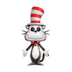 Figur Pop Flocked Dr Seuss Cat in The Hat Limited Edition Funko Geneva Store Switzerland