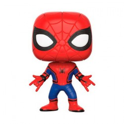 Figuren Pop Marvel Spider-Man Homecoming Spider-Man (Rare) Funko Genf Shop Schweiz
