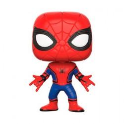 Figurine Pop Marvel Spider-Man Homecoming Spider-Man (Rare) Funko Boutique Geneve Suisse