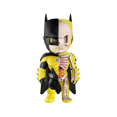 Figurine DC Comics Batman X-Ray par Jason Freeny Mighty Jaxx Boutique Geneve Suisse