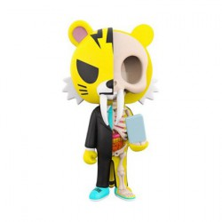 Figurine Salaryman X-Ray par Jason Freeny x Tokidoki Mighty Jaxx Boutique Geneve Suisse