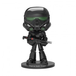 Figurine Funko Star Wars Rogue One Imperial Death Trooper Wobbler Funko Boutique Geneve Suisse