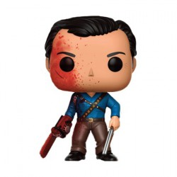 Figurine Pop TV Ash Vs. Evil Dead Bloody Ash Edition Limitée Funko Boutique Geneve Suisse
