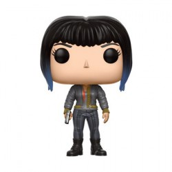 Figurine Pop Ghost in The Shell Major in Bomber Jacket (Rare) Funko Boutique Geneve Suisse
