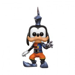 Figur Pop Disney Kingdom Hearts Goofy Armoured Limited Edition Funko Geneva Store Switzerland