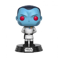 Figurine Pop Star Wars Celebration 2017 Rebels Grand Admiral Thrawn Edition Limitée Funko Boutique Geneve Suisse