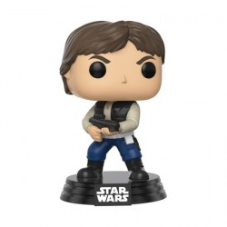 Figuren Pop Star Wars Celebration 2017 Han Solo (Action Pose) Limitierte Auflage Funko Figuren Pop! Genf