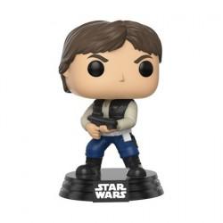 Figurine Pop Star Wars Celebration 2017 Han Solo (Action Pose) Edition Limitée Funko Boutique Geneve Suisse