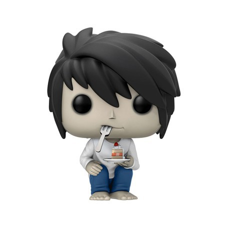 97d14bb3b78e8 Animation Death Note L with Cake Limited Edition Funko Geneva Store  Switzerland