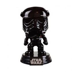 Figuren Pop Star Wars Black Chrome Tie Fighter Pilot Limitierte Auflage Funko Genf Shop Schweiz