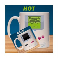 Figuren Nintendo Game Boy Mario Bros Heat Change Mug (1 Stk) Paladone Genf Shop Schweiz