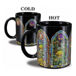 The Legend Of Zelda Link's Heat Change Mug (1 pcs)