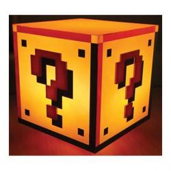 Figurine Lampe Super Mario Bros Question Block Figurines et Accessoires Geneve