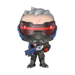 Figurine Pop Jeux Vidéo Overwatch Soldier 76 Edition Limitée Funko Boutique Geneve Suisse