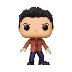 Figurine Pop TV Teen Wolf Scott Mccall (Rare) Funko Figurines Pop! Geneve