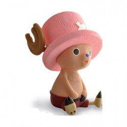 One Piece Chopper the Reindeer Moneybox