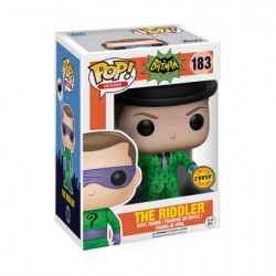 Figurine Pop TV Batman 1960 The Riddler Chase Edition Limitée Funko Boutique Geneve Suisse