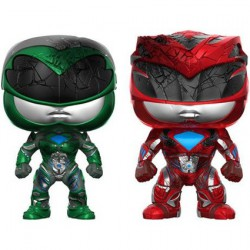 Figurine Pop Film Power Rangers Rita et Zordon 2-pack Edition Limitée Funko Boutique Geneve Suisse
