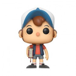 Figur Pop Disney Gravity Falls Dipper Pines (Vaulted) Funko Geneva Store Switzerland