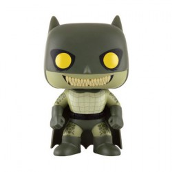 Figurine Pop DC Batman As Villain Killer Croc Impopster Edition Limitée Funko Boutique Geneve Suisse