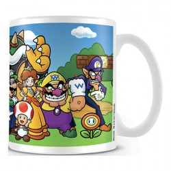 Figurine Tasse Super Mario Characters Hole in the Wall Boutique Geneve Suisse