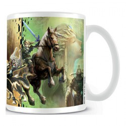 The Legend Of Zelda Twilight Princess HD Mug