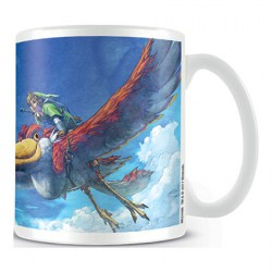 The Legend Of Zelda Skyward Sword Mug