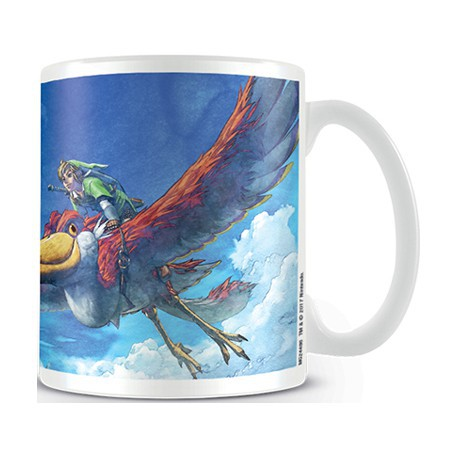 Figuren Tasse The Legend Of Zelda Skyward Sword Mug Hole in the Wall Genf Shop Schweiz