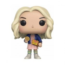 Figurine Pop TV Stranger Things Eleven with Eggos Chase Funko Figurines Pop! Geneve