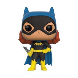 Figur Pop DC Silver Age Batgirl Limited Edition Funko Geneva Store Switzerland