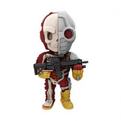 Figurine DC Comics Deadshot X-Ray par Jason Freeny Mighty Jaxx Boutique Geneve Suisse